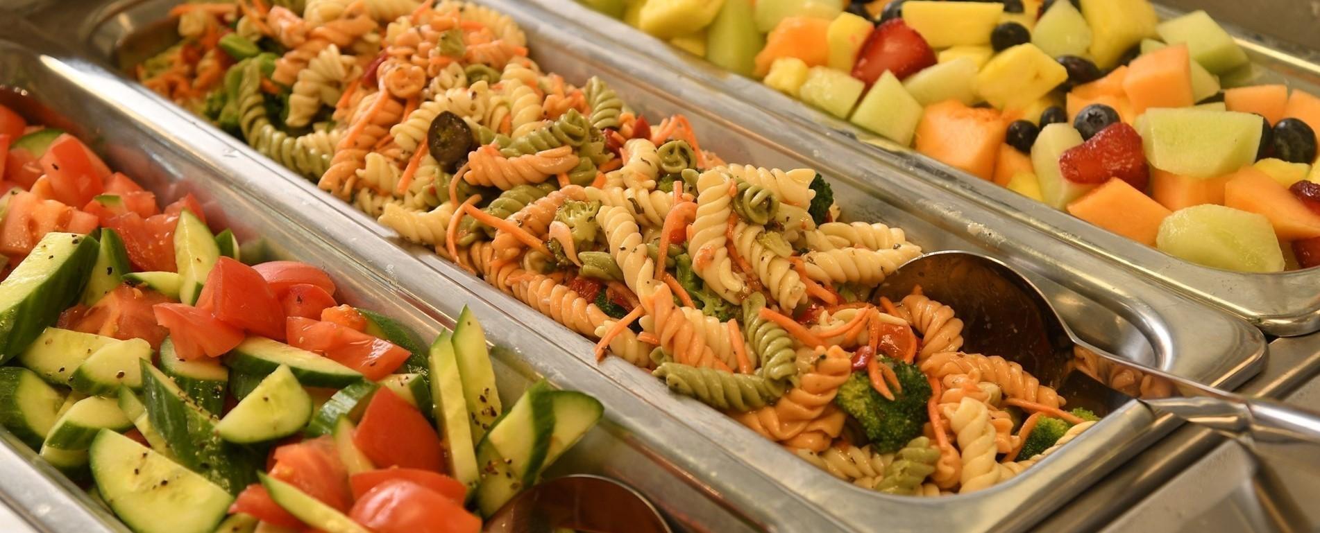 Fruit & Vegetable Side Station